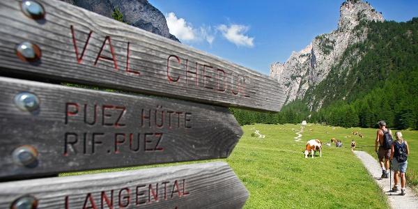Vallunga Puez