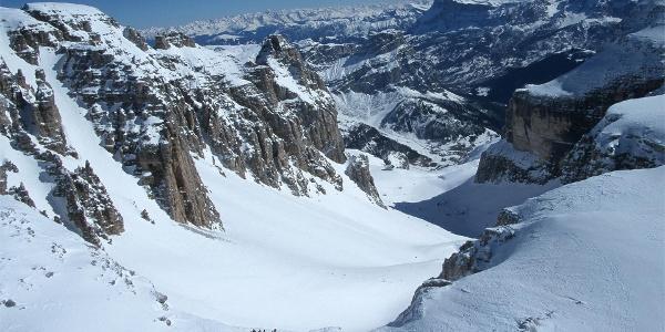 Val de Mezdí - Gruppo Sella