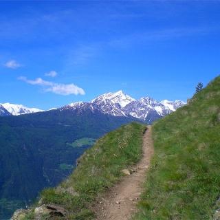 Venosta Valley High Montain Trail