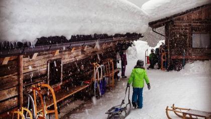 Allriss mountain hut