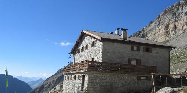 Hochfeilerhütte Pfitschtal Sterzing