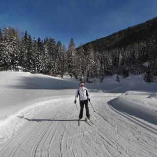Innerhütt Cross-Country Ski Trail