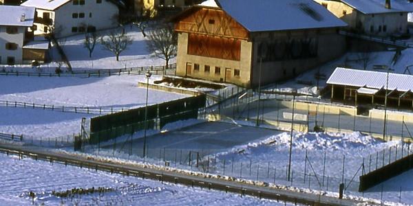 Natureisplatz in der Sportzone
