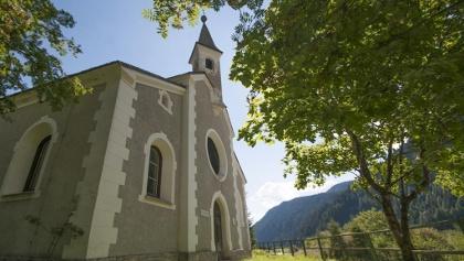 Brennerbad Kapelle Mariä Heimsuchung