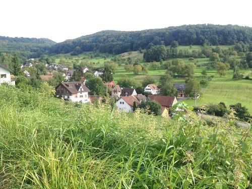 Radtour durch die Ortsteile von Badenweiler