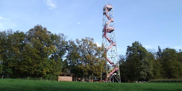 Aussichtswarte Frutten-Gießelsdorf