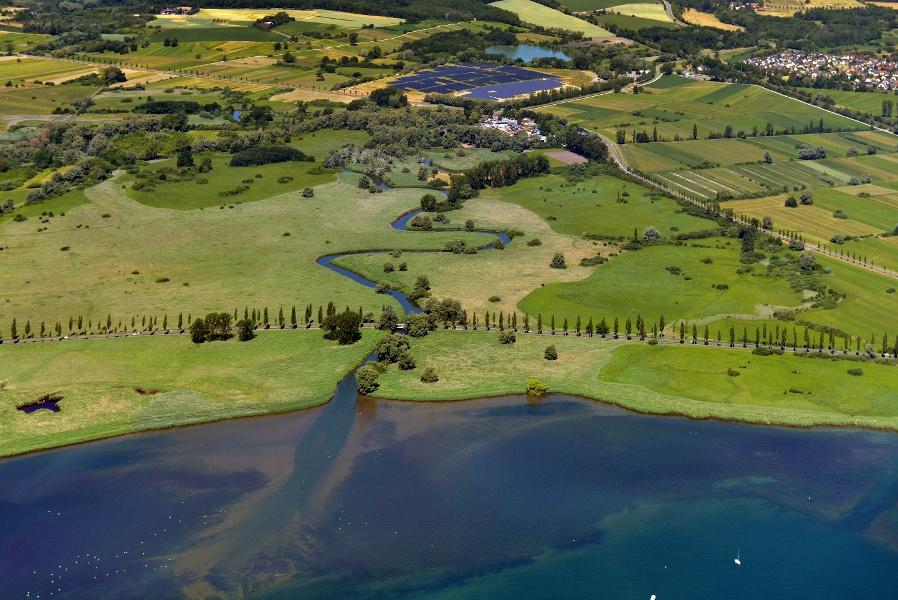 Flusserlebnis zwischen Bodensee und Aachquelle