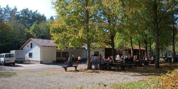 Drachenfelshütte PWV Busenberg