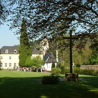 Internationaler Wallfahrtsort Schönstatt/ Gnadenkapelle Urheiligtum