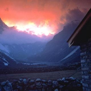 Machhermo 4410m, Tal des Yeti