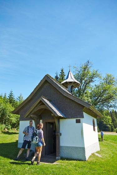 Furtwangen - Wandererlebnis Kapellenweg Tour 3