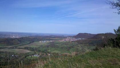 Ausblick vom Farrenberg
