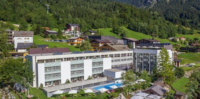 Sporthotel Domig: Hotel Faschina, Faschina - Fontanella