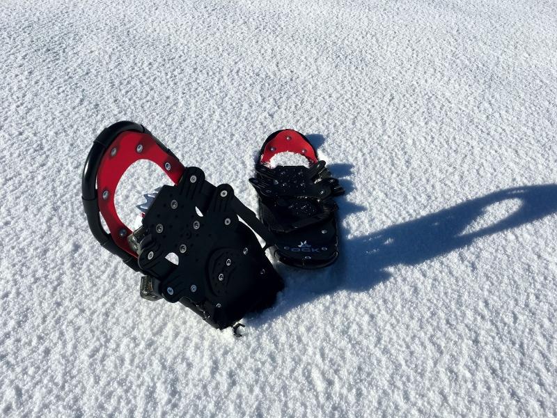 Loßburg Schneeschuhwanderung Tour 1