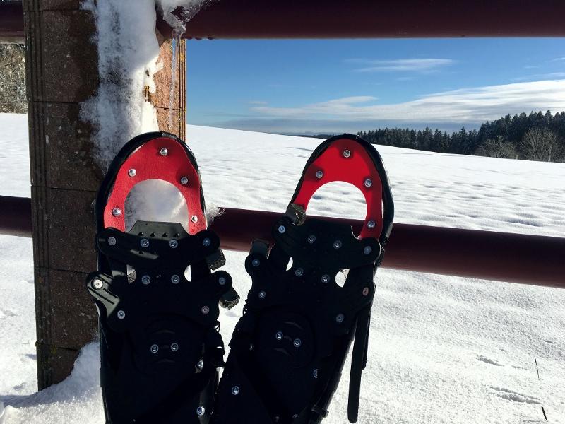 Loßburg Schneeschuhwanderung Tour 3