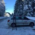 Loßburg Steinwaldspur - Start Vordersteinwald