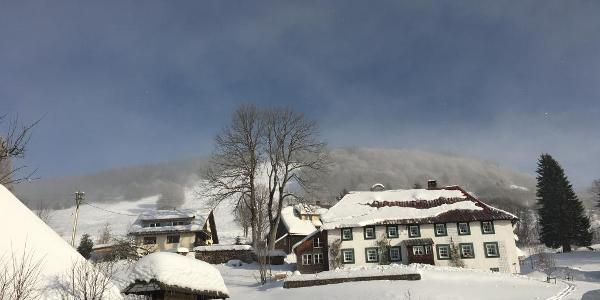 Start in Bernau Dorf.