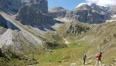Summer hike: Lungiarü - Muntcörta - Antersasc
