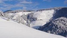 Passeggiata invernale da Picolin al giogo Ju