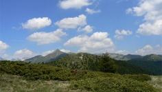 Mountain hike onto the Durakopf 2275 m