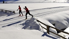 Cross country track Rio Bianco - Weißenbach