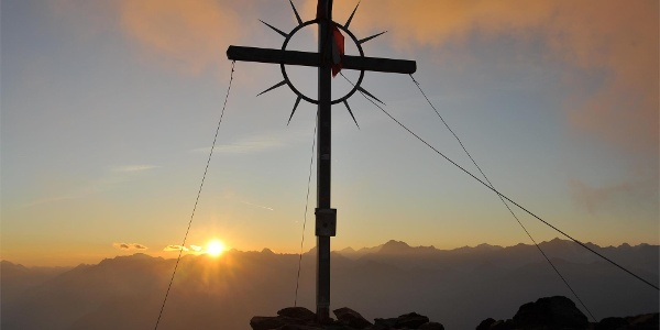 Peak of Mount Hirzer