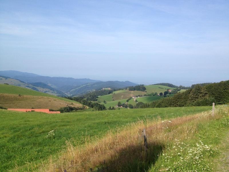 Rennrad ultra Tour ´´Höhenmeter-Fresser`` von Badenweiler aus