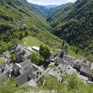 Comologno, Valle Onsernone