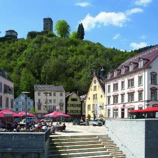 Bärenplatz Hornberg