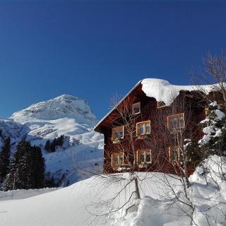 Haus Moobsbrugger Winter
