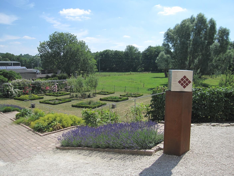 Pirminiusgarten in Altheim - ein Garten mit Geschichte