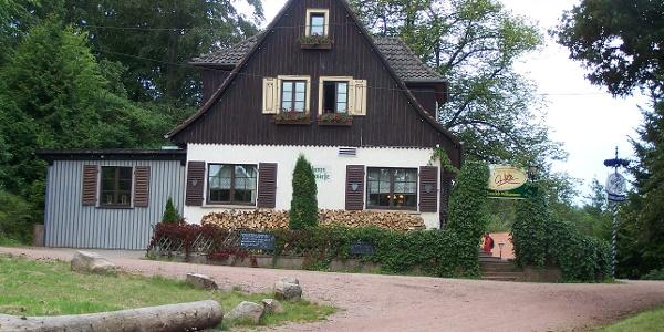 Sängerwiesenhütte - Eisenach