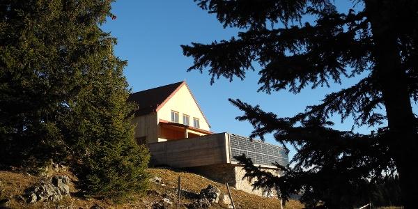 Das neue Annaberger Haus (von Südwest)
