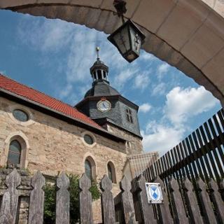Lutherkirche - Möhra
