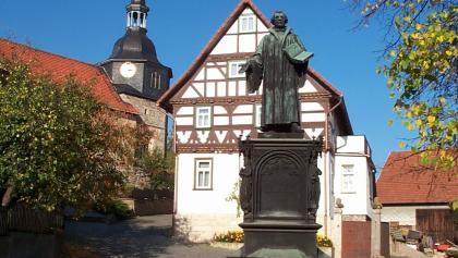 Lutherdenkmal - Möhra
