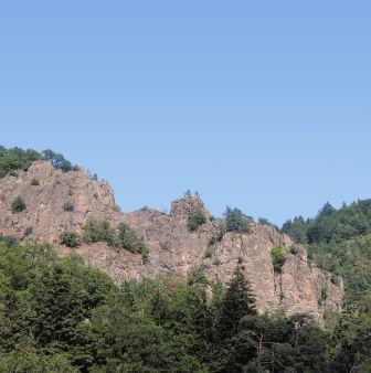 Felsenstürmer-Tour im Schlüchttal
