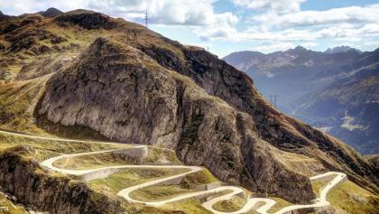Route Tremola. Col du Gothard, Copyright  Davide Seddio