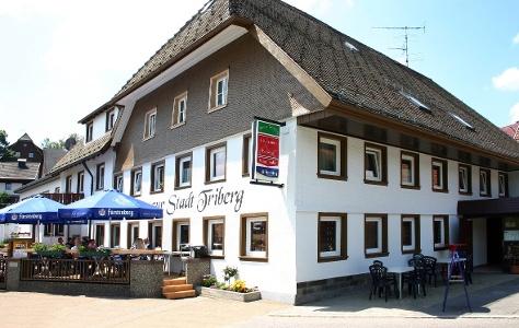 Gasthof Zur Stadt Triberg