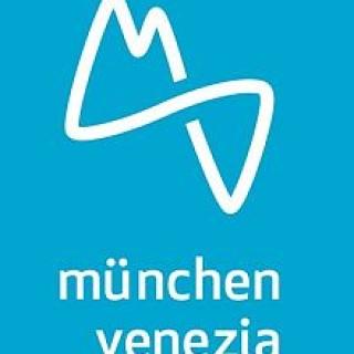 Radfernweg München-Venezia- Logo