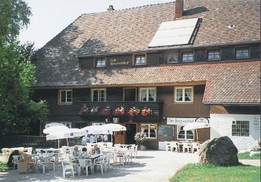 Café-Gasthaus Bergwaldhof