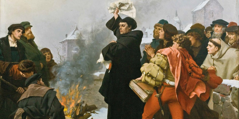martin luther 95 theses painting Luther expected the theses to cause a stir among the participants which in turn would allow him to divulge his great discovery however, scholars are divided whether the luther of the 95 theses was still a roman catholic clergyman at this time or already a protestant reformer.
