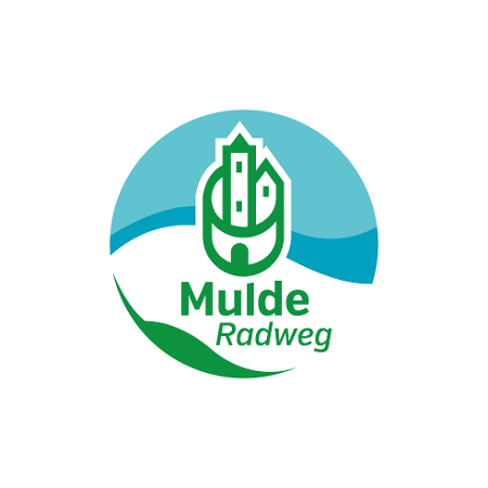 Logo Mulderadweg - Leipzig Tourismus und Marketing GmbH