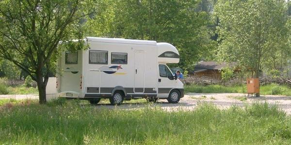 """Caravanstellplatz """"Kühler Grund"""""""