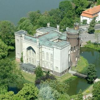 Zamek w Kórniku
