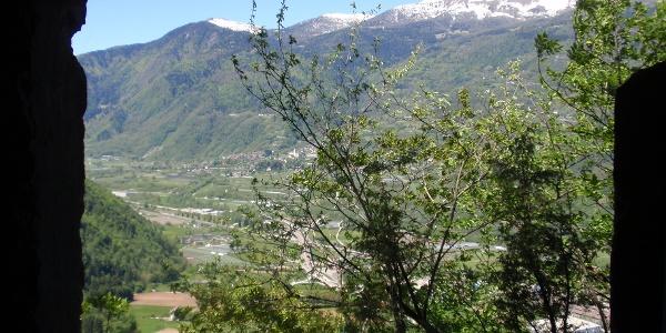 Panorama dalla Rocchetta