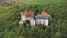 Luther Trail Tour Tip: 'Fortified Castles' – Bad Rodach – Heldburg Fortress – Coburg Fortress