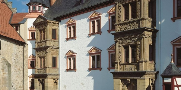 Burghof - Veste Helfburg