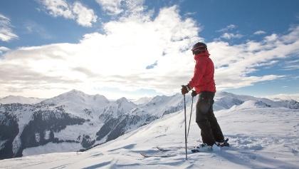 Freeriden im Ski Juwel Alpbachtal Wildschönau