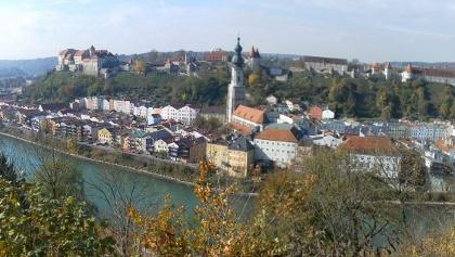 alte Herzogstadt Burghausen