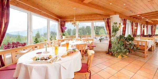 Alpengasthof Hörnlepass Restaurant Mittagstisch